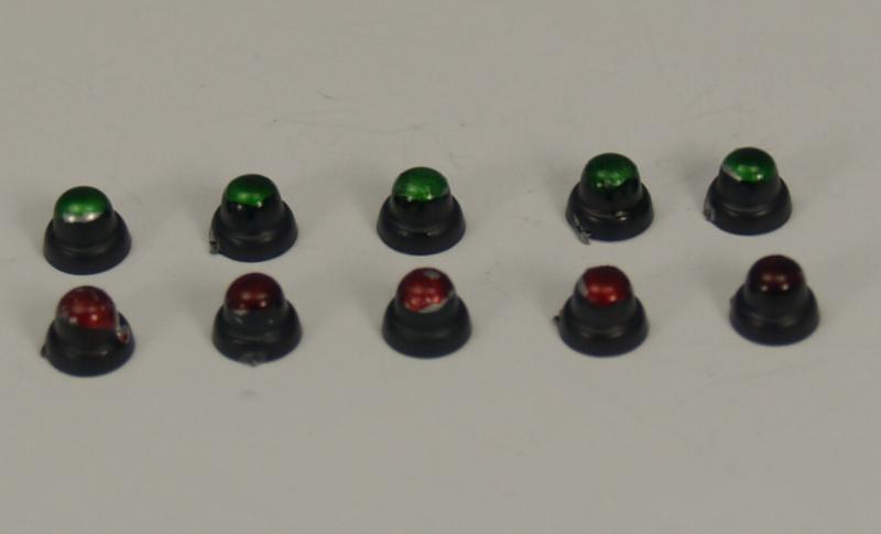 2031-4 Set of indicator lights (6 pcs)