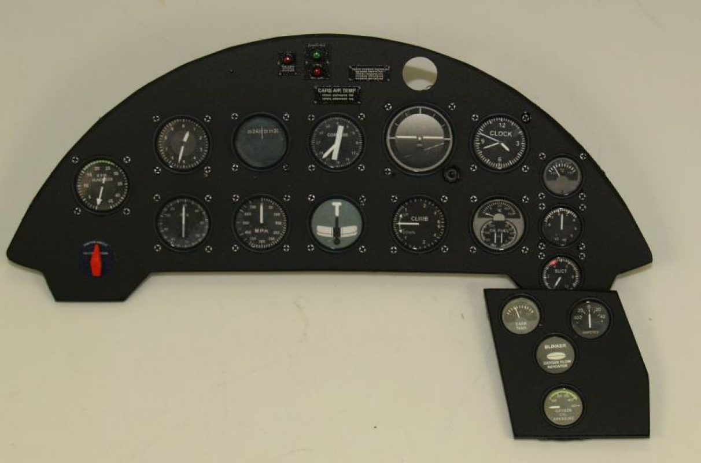 06 5vought F4u Corsair Complete Cockpit Ready Made